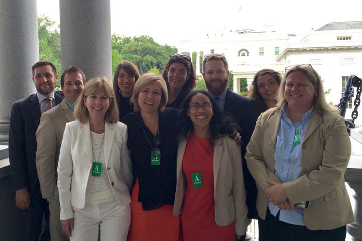 Rec2Tech Convening at White House, May 2016
